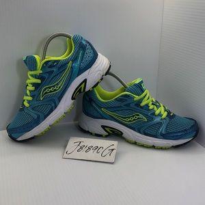 Saucony Oasis 2 (Sz 6.5) S15209-5 Running Shoe
